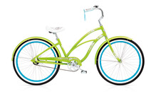 Electra Bike Hawaii 3i cruiser vert
